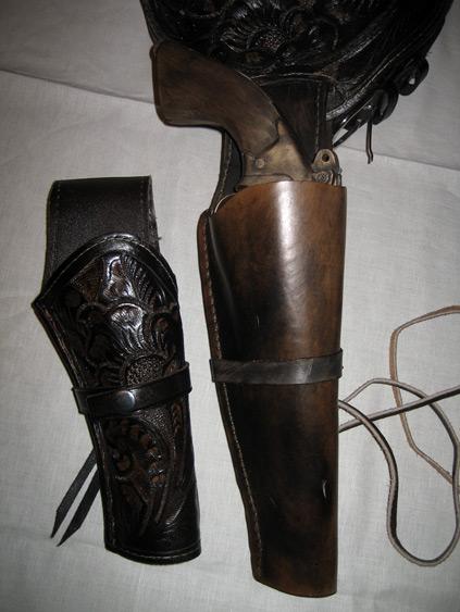 Gunbelt / holster Gunbelt2